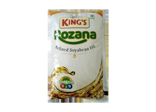 Kings Rozana Refined Soyabean Oil