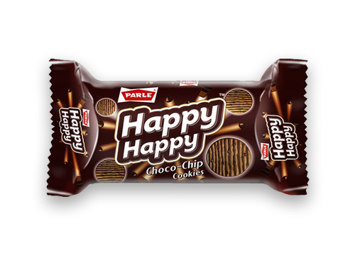 Happy Happy Choco Chip Cookies