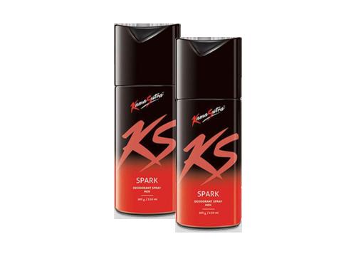 Kama Sutra Spark Deodorant Spray