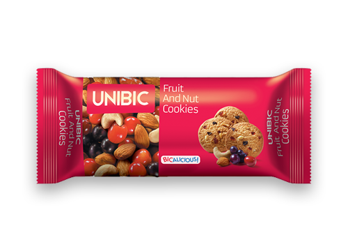 Unibic Fruit & Nut Cookies