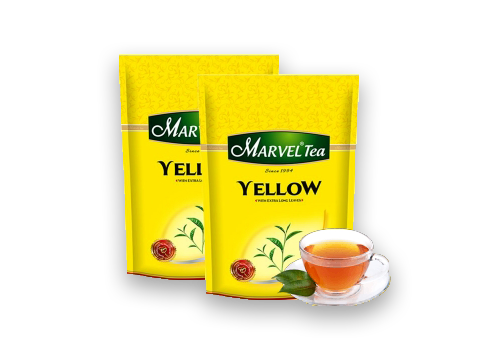 Marvel Tea Yellow