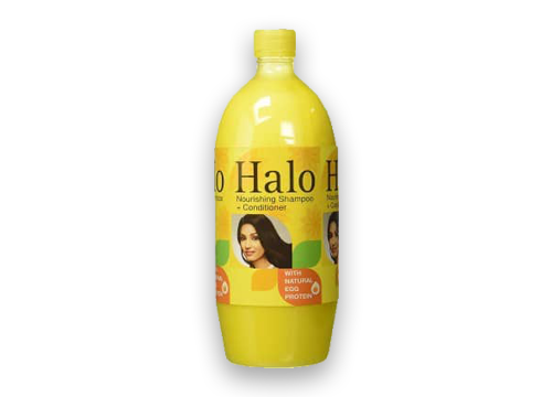 Halo Shampoo + Conditioner
