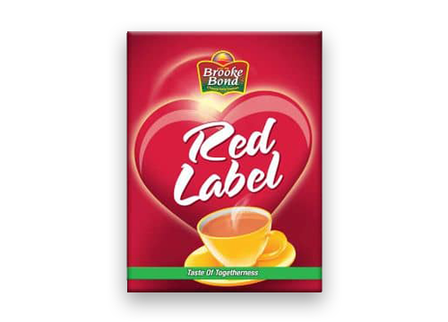 Red Lable Leaf Tea
