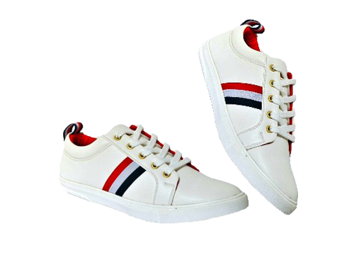 Mudda Sneakers White Shoes Size 10