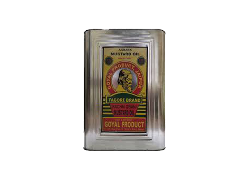 Tagore Kacchi Ghani Mustard Oil