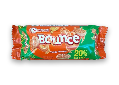 Sunfeast BounceTangy Orange Biscuit