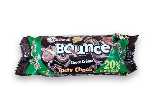Sunfeast Bounce Tasty Choco 41 Biscuit