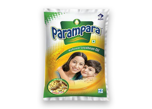 Parampara Refined Soyabean Oil